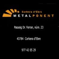 METAL PONENT