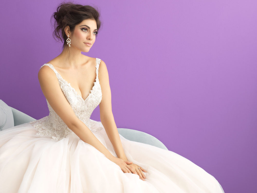 GARNET + Grace Discount Designer Wedding Dresses