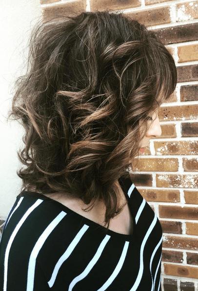 Garnish Hair Studio 2017 Hair Trends - Natural Layers