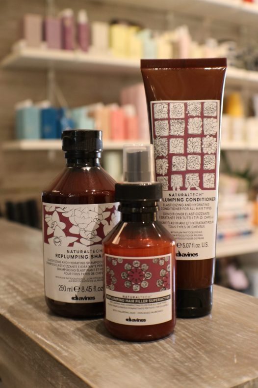 Garnish Thinning Hair Solutions Davines