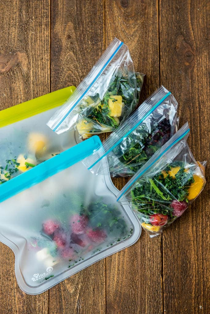 Simple Smoothie Packs