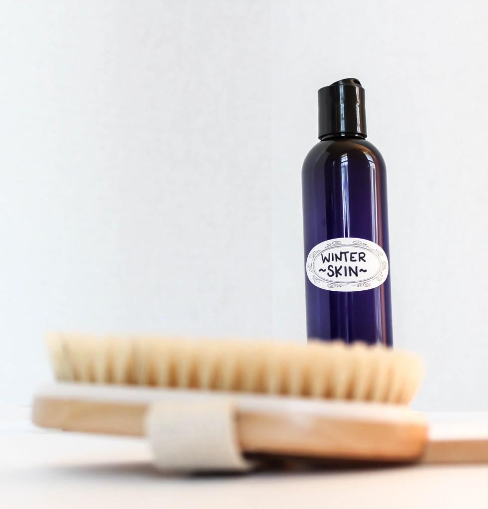 Beat Winter Skin Body Oil