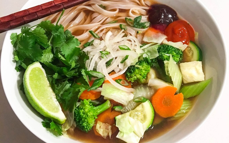 The Ultimate Sick Day Soup: Pho