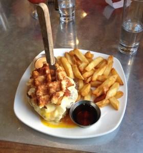 Taste of Belgium - Brunch Burger