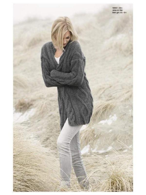 Siv jakke