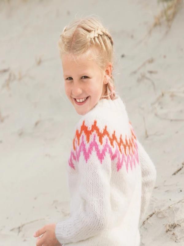 Smul genser - Barn