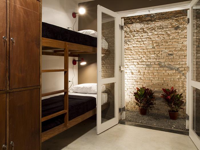 Quarto Ipiranga - Garoa Hostel