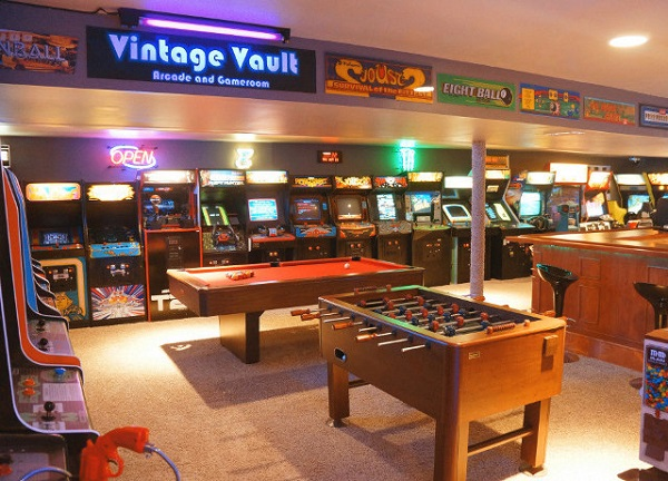 Coleção de arcades