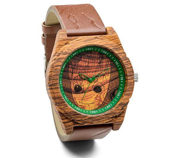IAMA GROOT - Relógio do Pequeno Groot