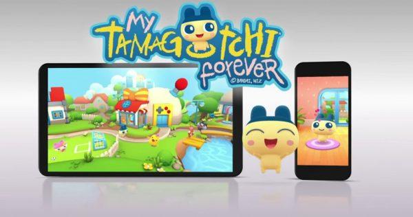 Bandai Namco lança Tamagotchi em versão mobile