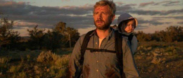 Cargo: Martin Freeman protege sua filha de zumbis no primeiro trailer do filme