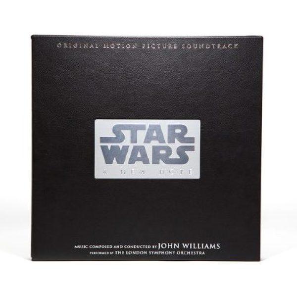 Star Wars Vinil trilha sonora 40 aniversário