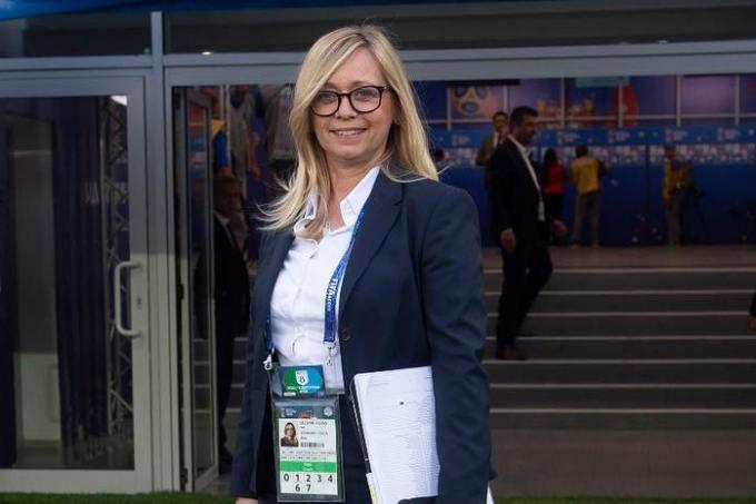 Iva Olivari: A gerente da Seleção Croata que venceu o preconceito e virou destaque na Copa 2018