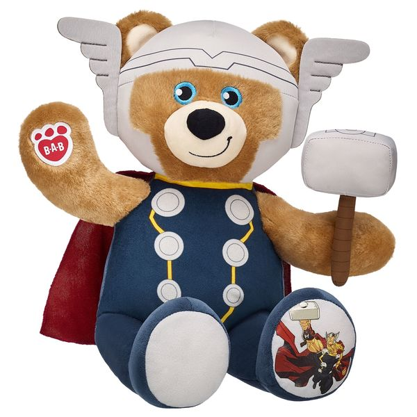 Os Vingadores: Guerra Infinita chega na Build-A-Bear Workshop