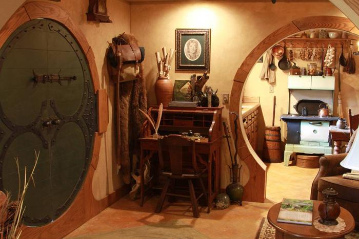 O Hobbit: Alugue uma toca de Hobbit no Airbnb