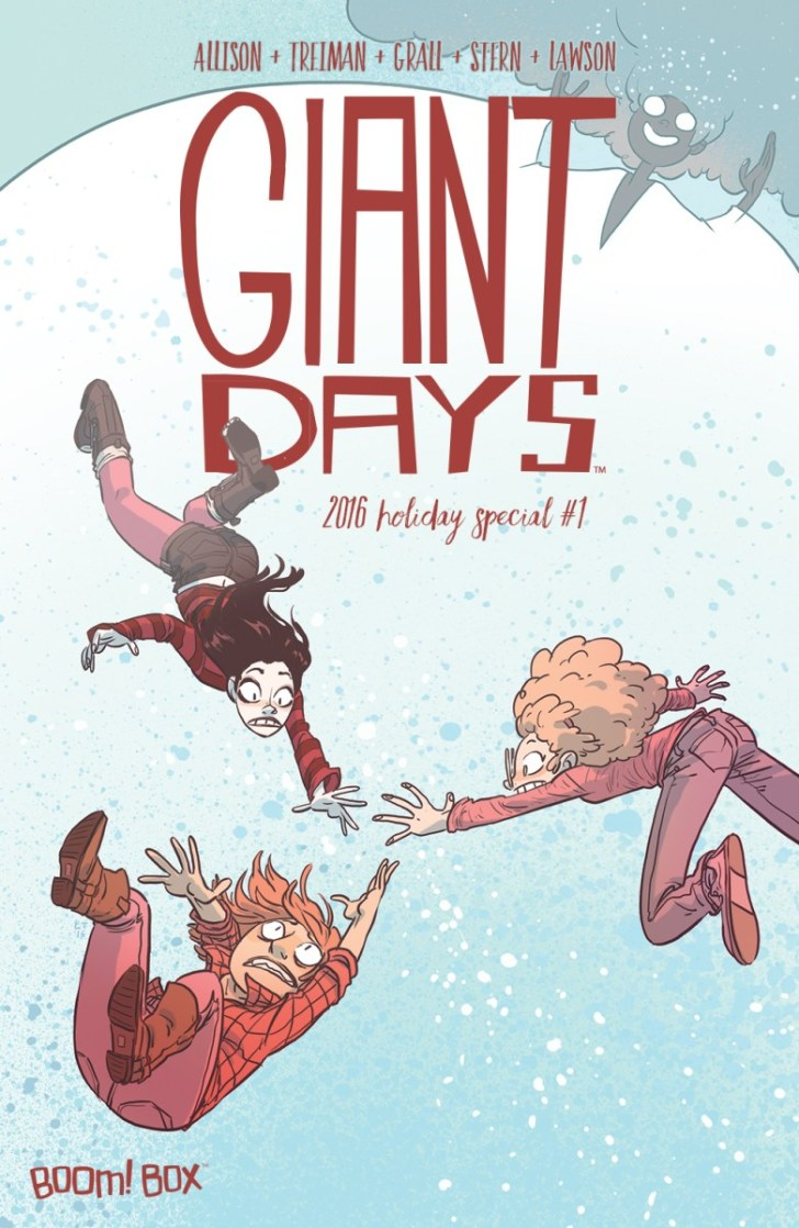 Giant Days Holiday