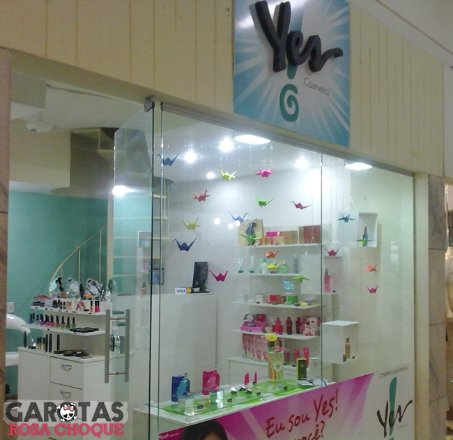 yes cosmetics juiz de fora