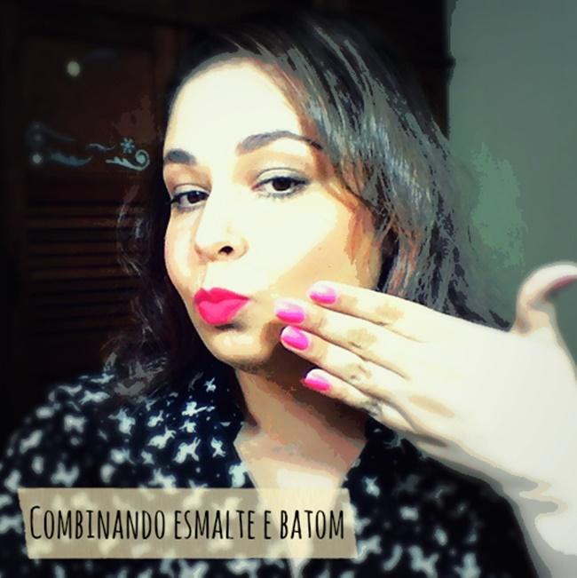 maquiagem-esmalte-combinados