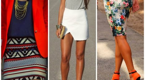 Vamos de saia?  7 modelos de saias que você vai amar