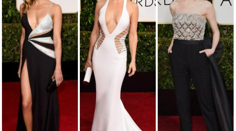 Red Carpet - Golden Globe Awards 2015