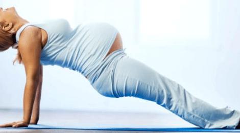 Mamãe sarada - Atividade física durante a gravidez