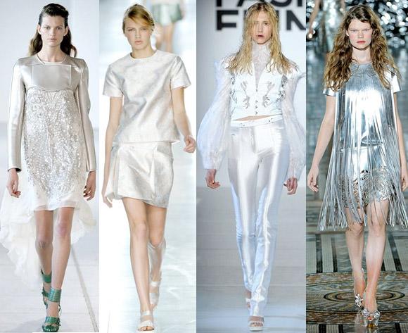 roupa prata semana da moda londres