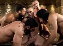 Orgia gay