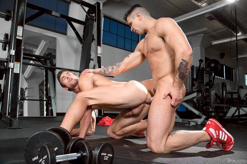 Fotos de sexo na academia