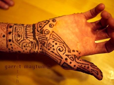 Mayan Hand