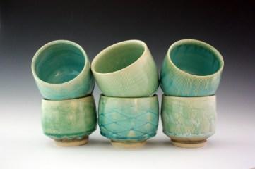 Fort Worth Water Garden Cups