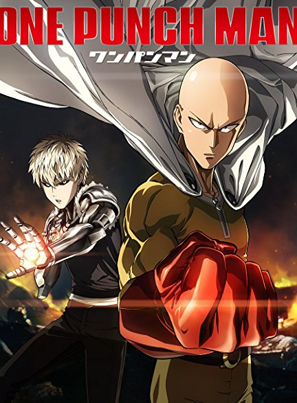 One-Punch Man poster