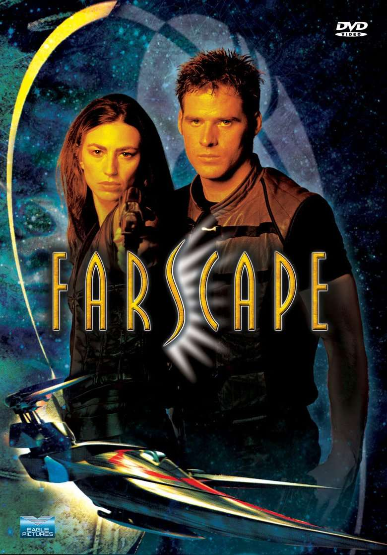 farscape poster