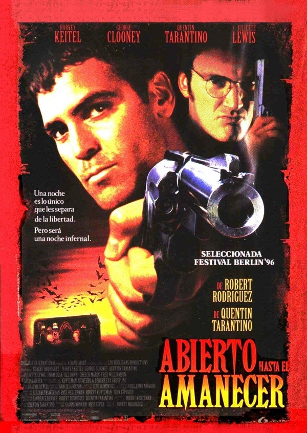 poster from dusk till dawn