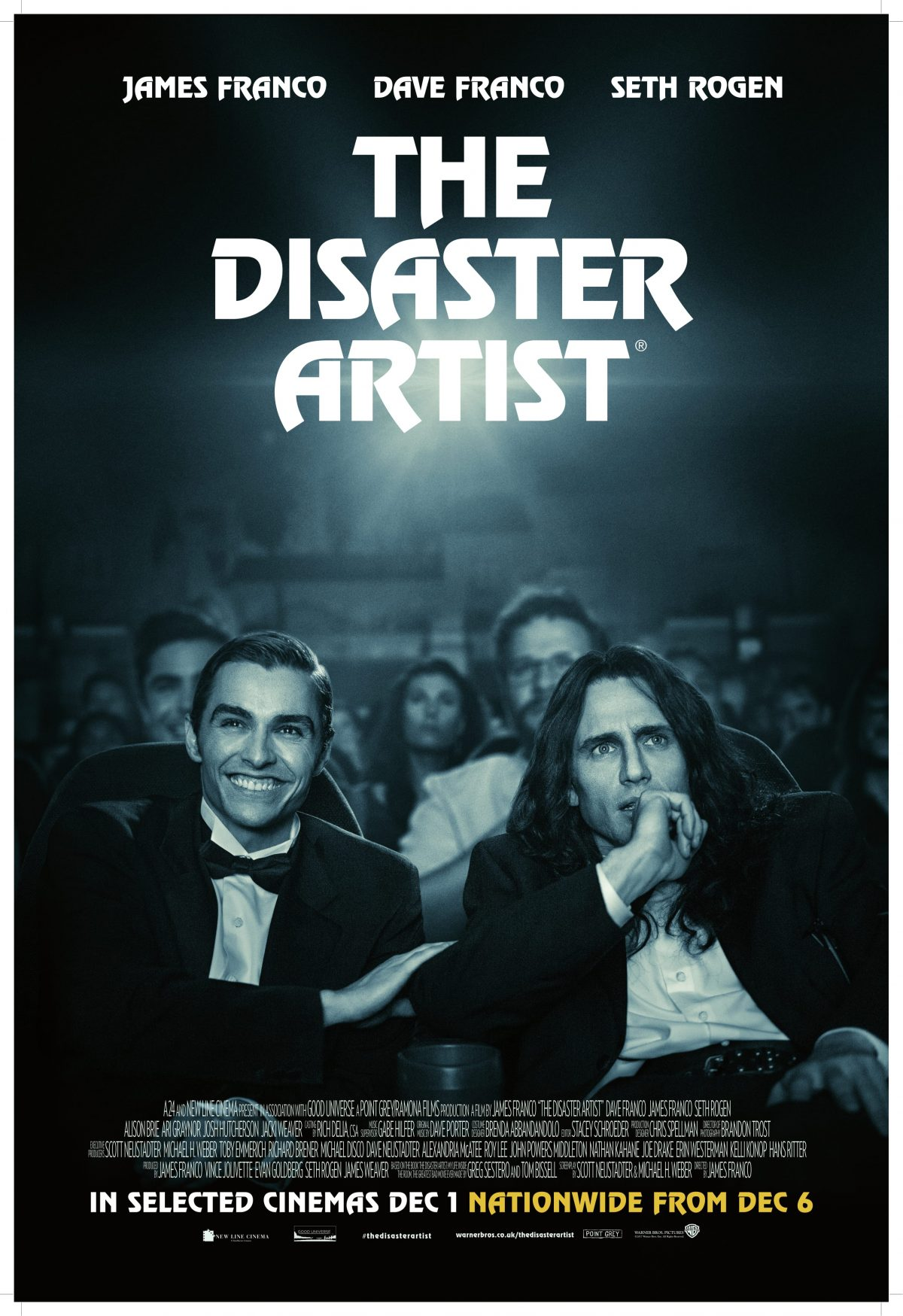disaster Artist poster