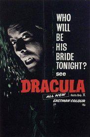 dracula poster 1958