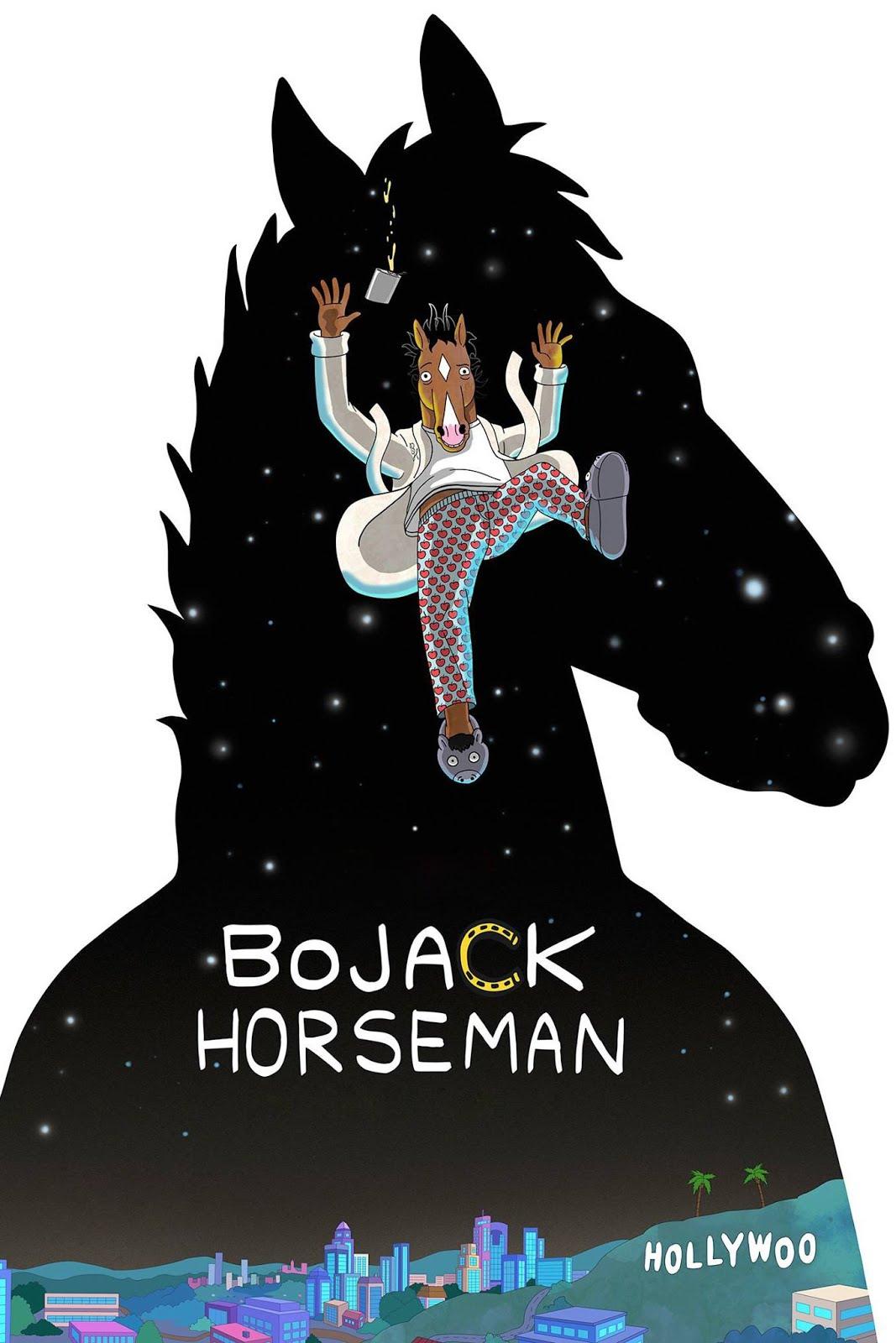 bojack poster