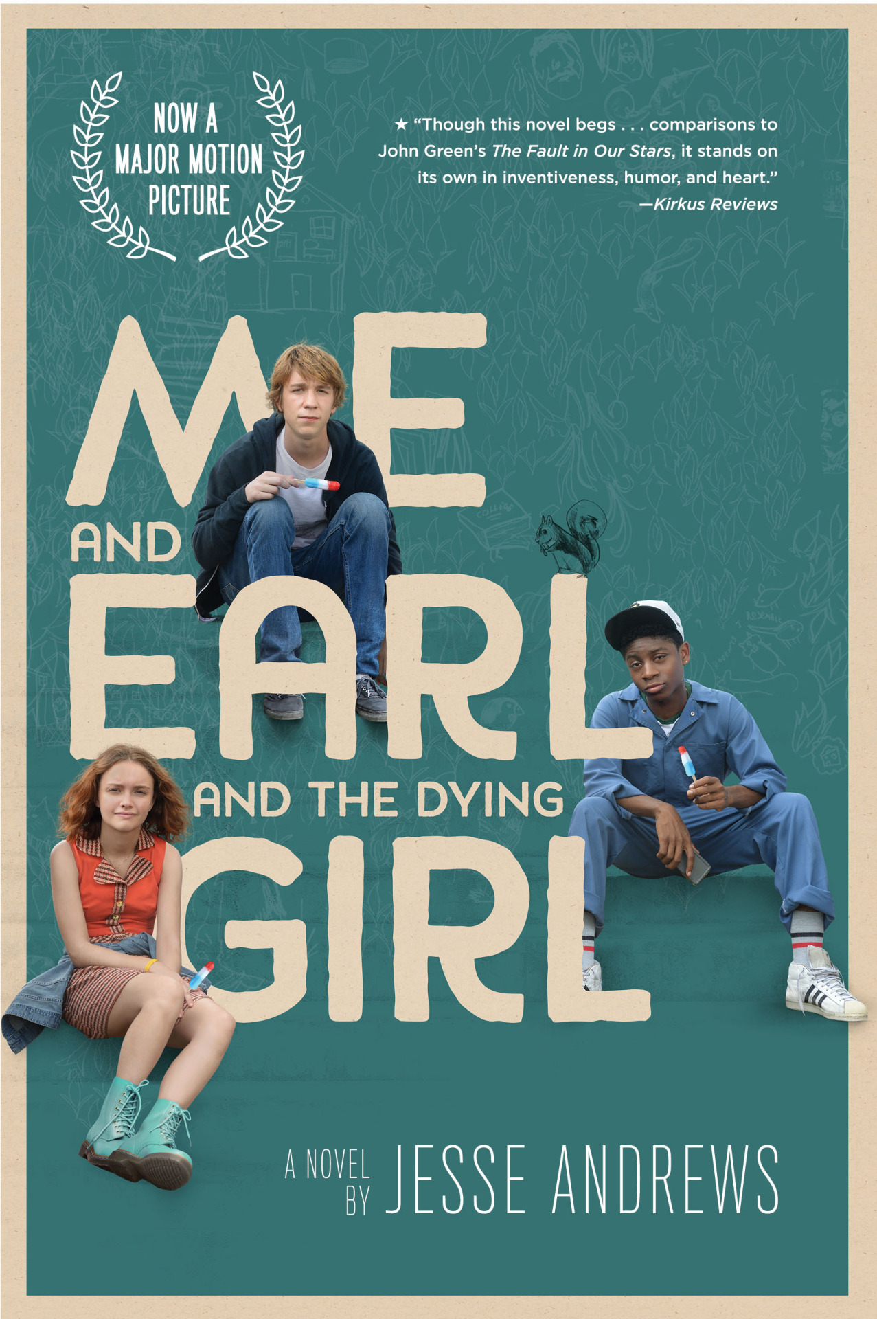 earl and me poster