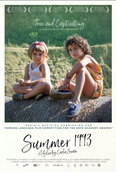 lato 1993 plakat
