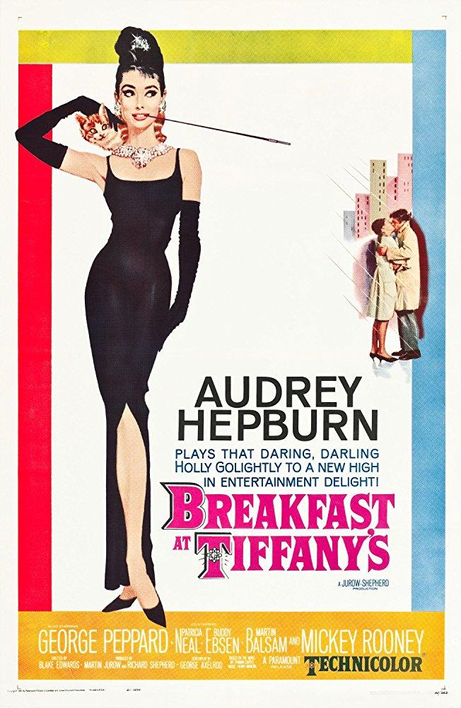 sniadanie u Tiffany'ergo