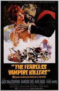 nieustraszeni pogromncy wampirow