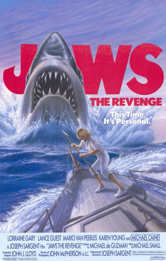 Jaws The Revenge zemsta