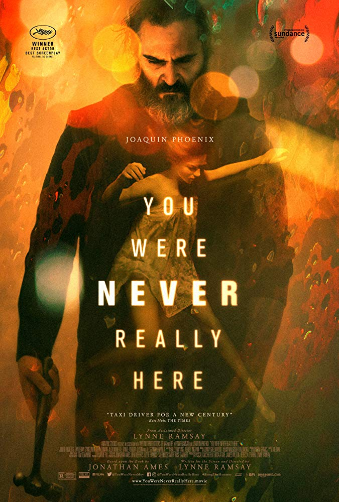 nigdy You Were Never Really Here