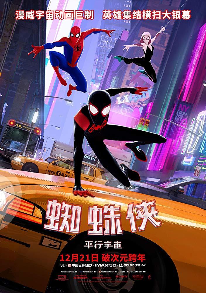 Spider man Uniwersum