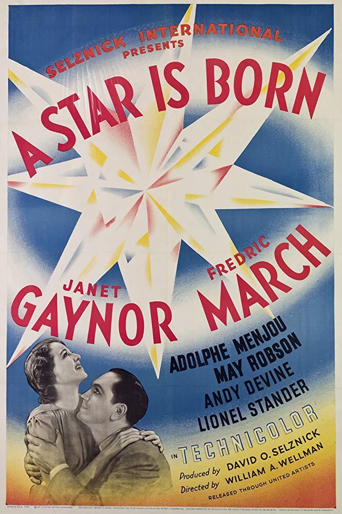narodziny gwiazdy 1937