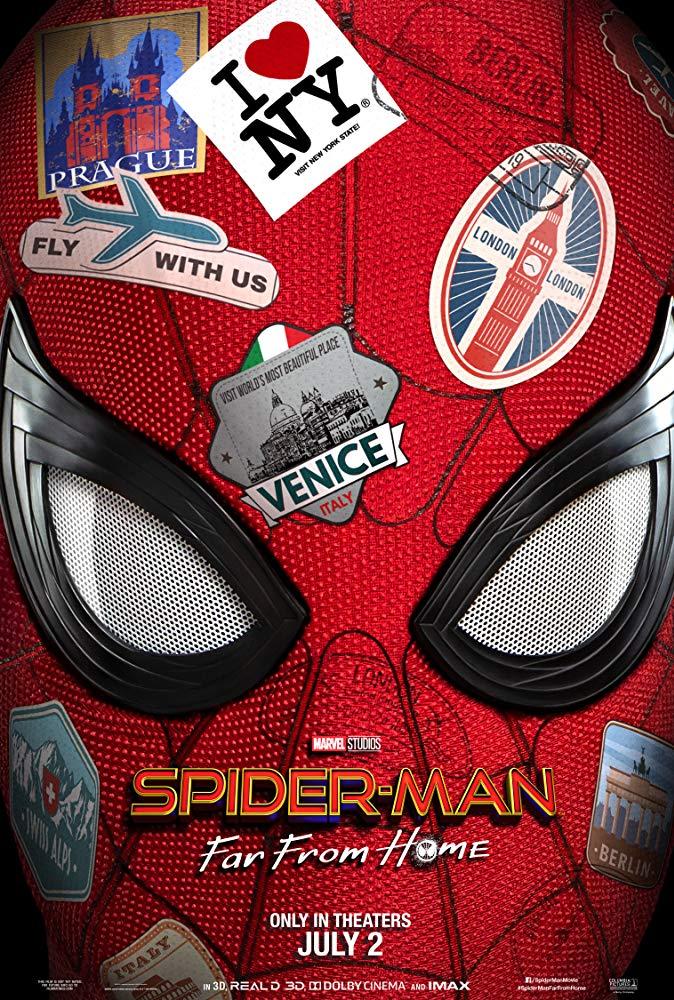 Spider-Man Daleko od domu