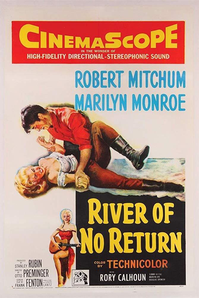 Rzeka bez powrotu river