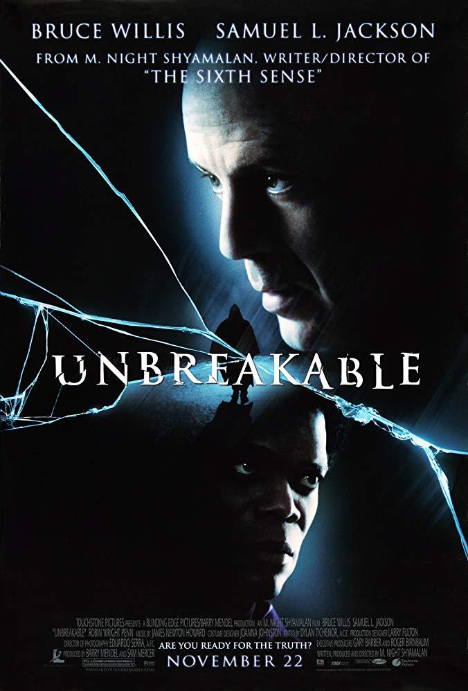 2000 Niezniszczalny unbreakable