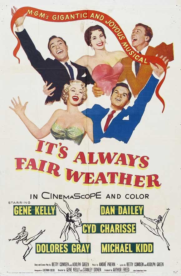Stanley Donen zawsze jest piekna pogoda