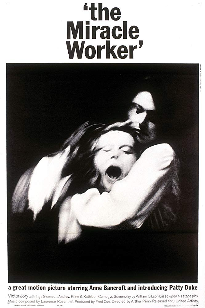 The Miracle Worker arthur penn cudotworczyni