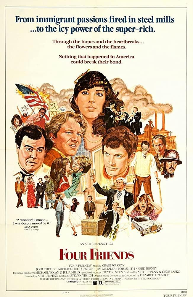 arthur penn Four Friends 1981